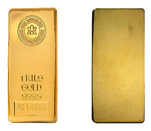 1-kg-Gold-Royal-Canadian-Mint-Bar-9999-0